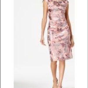 Thalia Sodi Dresses - 🆕 Thalia Sodi Floral Print Sheath Dress Size 6